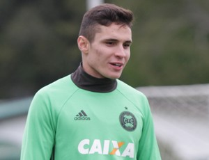 Raphael Veiga, Coritiba (Foto: Divulgação/Coritiba)