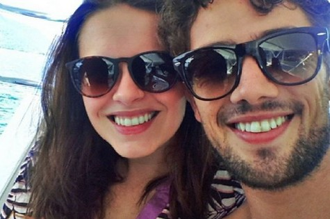 Mariana Bridi e Rafael Cardoso (Foto: Reprodução)