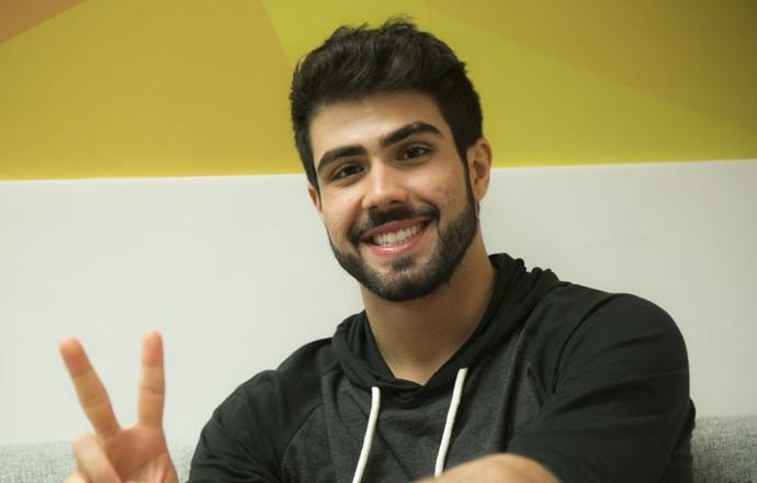 Juliano revela que ficaria com Munik  (Foto: Raphael Dias/ Gshow)