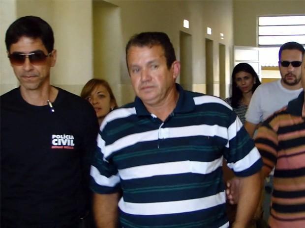 Diretor de futebol do Esportivo é detido por suposto abuso em Passos (Foto: Hélder Almeida / Clicfolha)