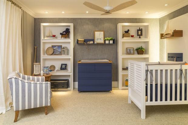 23 quartos para sonhar acordado Casa Vogue Ambientes ~ Quarto Rustico De Praia
