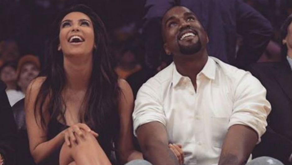 Kim divulgou a notícia na rede social Snapchat (Foto: Reprodução Facebook)