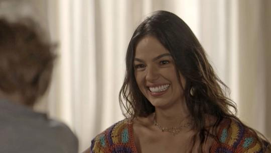 Rita leva Ruyzinho para ver Jeiza e provoca: 'Queres ter filho também não?'