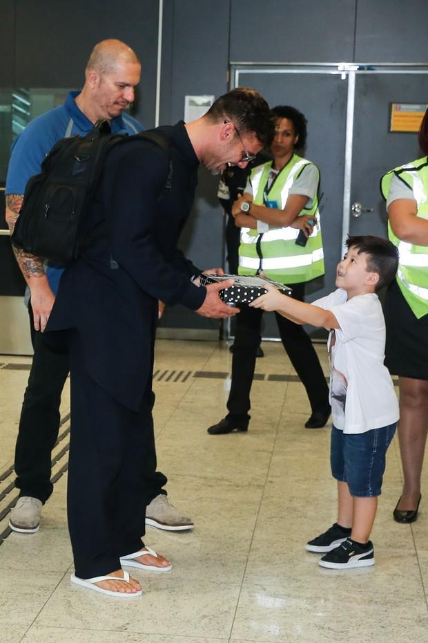Ricky Martin (Foto: Manuela Scarpa/Brazil News)
