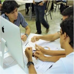 As atividades dos estagiários selecionados serão desenvolvidas de janeiro a dezembro de 2016. (Foto: Divulgação/IFCE)