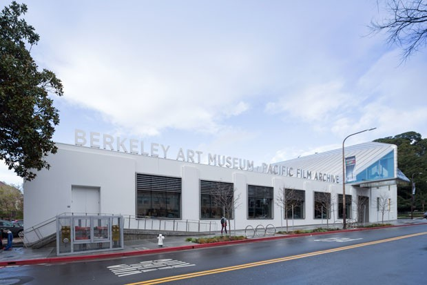 Museu para amantes da arte e do cinema (Foto: Berkeley Art Museum and Pacific )