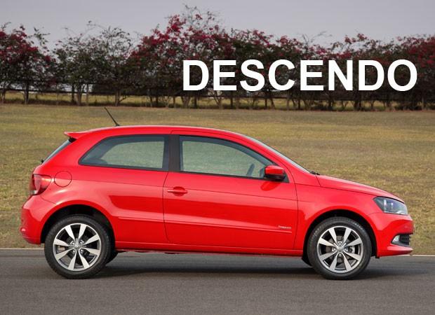 VW GOL - Mais vendidos por estado (Foto: Divulgação)