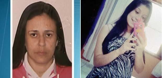 Jurema e a nora Gabriela (Foto: Reprodução/TV Globo)