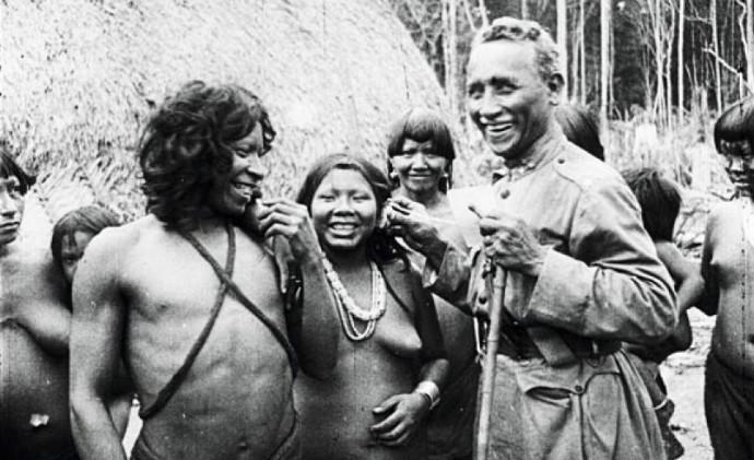 Marechal Cândido Rondon foi o patrono das telecomunicações no Brasil (Foto: reprodução/internet)