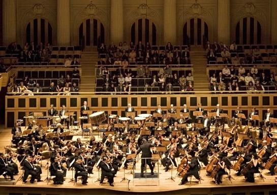 A Orquestra Sinfônica do Estado de São Paulo (OSESP)  (Foto: Divulgação)