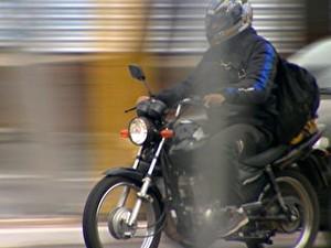 frame motoboy acidentes (Foto: Reprodução/TV Globo)