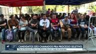 Candidatos são chamados para processo seletivo no Vale do Anhangabau