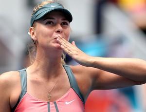 Tênis Maria Sharapova wta de Beijing (Foto: Agência Getty Images)