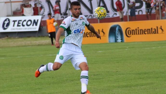 Claudio Winck (Foto: Cleberson Silva/Chapecoense)
