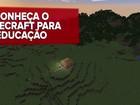 'Minecraft' ganha versão para entrar na sala de aula; veja vídeo