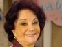 Lolita Rodrigues se recupera após tombo e diz: 'Não quero mais trabalhar'