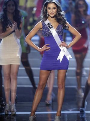 Candidata dos EUA venceu o Miss Universo (Foto: Reuters)