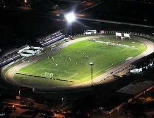 Estádio Portal da Amazônia, em Vilhena (RO) (Foto: Vicente Moreira/Semcom Vilhena)