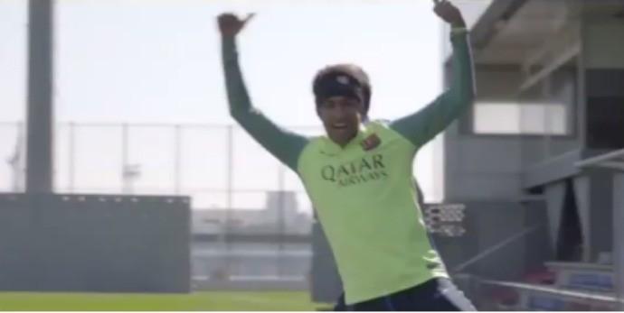 BLOG: Neymar no Barcelona: clube publica vídeo com a rotina do atacante brasileiro