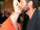 Hugh Jackman leva primeira-ministra da Austrlia ao set de &#39;Wolverine&#39;