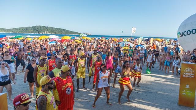 No último sábado (23), Conexão do Campeche (Foto: José Luiz Somensi/Divulgação)
