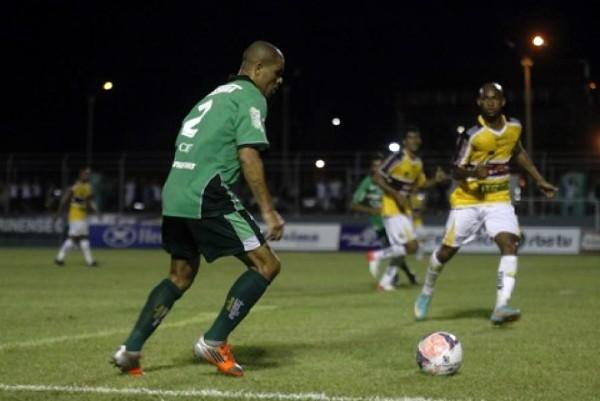 Metropolitano fez 2 a 1 sobre o Criciúma no primeiro turno (Foto: Giovanni Silva/Metropolitano)