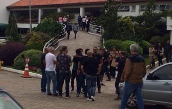 Matheus Biteco, Dener, Kempes e F. Machado são velados em Porto Alegre