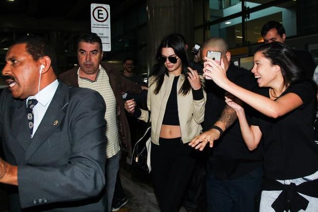 Kendall Jenner (Foto: Manuela Scarpa / Foto Rio News)