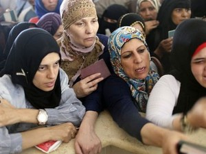 Restrições ao movimento impedem a saída e entrada de palestinos à Gaza (Foto: Reuters)