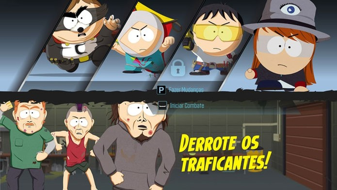 South Park: The Fractured But Whole (Foto: Reprodução/Tais Carvalho)