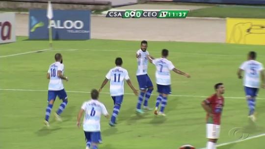 Com 13 gols, Everton Heleno é o maior artilheiro do Brasil nesta temporada