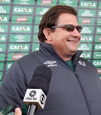 Guto Ferreira Chapecoense (Foto: Laion Espíndula)