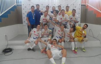 Iate Clube de Londrina é campeão da Taça Brasil de Futsal Sub-20