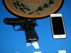 Adolescentes são apreendidos após assaltarem homem em Barra Mansa