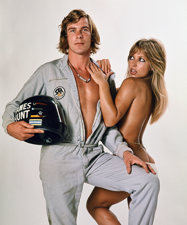 James Hunt (Foto:  Sutton Motorsports/ZUMA Press/Glow Images)
