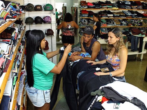 Empresas vão apostar em promoções e liquidações para atrair clientes. (Foto: Emmanuel Franco/Sindicomércio)