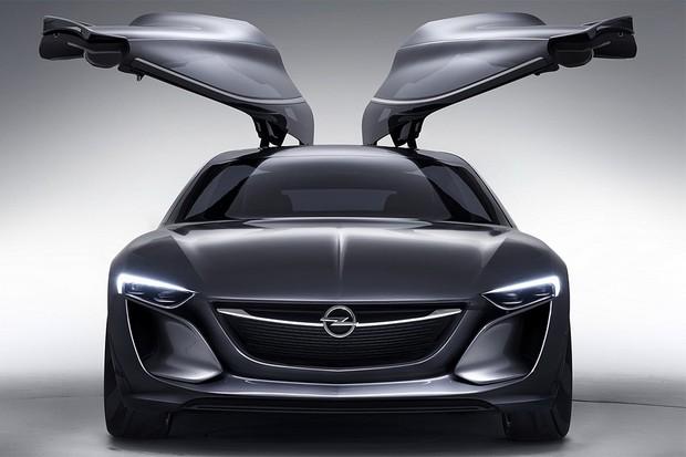 Opel Monza (Foto: General Motors)