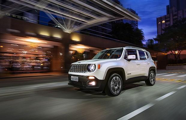 Jeep Renegade Longitude (Foto: Marcos Camargo/Jeep)