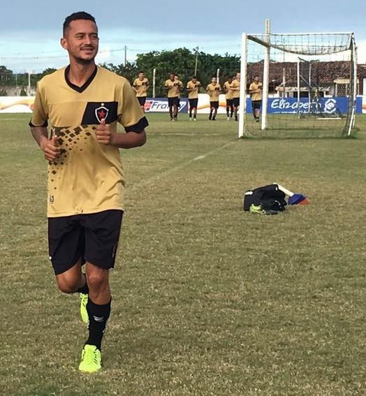 ele fica (Divulgação / Botafogo-PB)
