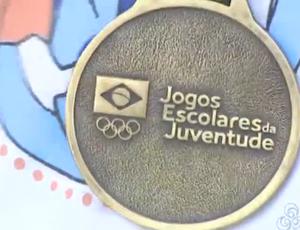 Handebol feminino de Rondônia conquista ouro no Jogos da Juventude (Foto: Reprodução/ TV Rondônia)