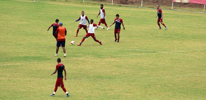 Bahia; treino; Fazendão (Foto: Divulgação/E.C. Bahia)