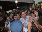Bernal vence em Campo Grande (Silvia Frias/G1MS)