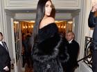 Pessoa próxima a Kim Kardashian diz a revista: 'Medo de ser estuprada'