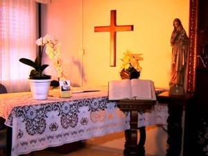 Milagre teria ocorrido em Porto Alegre há 20 anos (Foto: Reprodução/RBS TV)