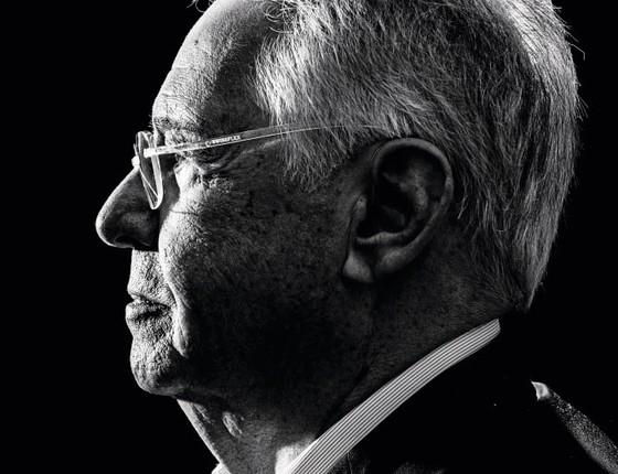 O ex-presidente ,Fernando Henrique Cardoso (Foto: Gabriel Rinadi/ÉPOCA)