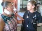 Médicos se vestem de preto em Palmas para protestar contra governo