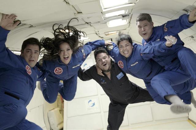 Elenco roda 'Lucicreide vai para Marte' (Foto: Júlia Equi)
