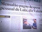 Ministros do STF defendem apuração sobre elo de Lula com mensalão