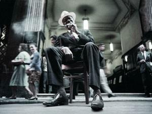O músico Pixinguinha (Foto: Acervo/Instituto Moreira Salles)
