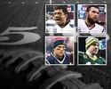 Para voltar ao SuperBowl, Seattle pega Green Bay; Patriots encaram rival Colts